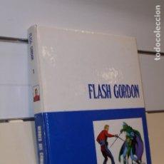 Cómics: TOMO BLANCO HEROES DEL COMIC FLASH GORDON 3 - BURU LAN -. Lote 173627874