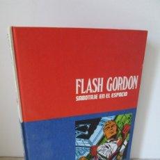 Cómics: FLASH GORDON. TOMO 8. SABOTAJE EN EL ESPACIO. EDICION BURU LAN. 1973. VER FOTOGRAFIAS ADJUNTAS. Lote 173649598