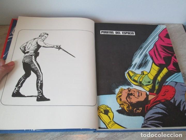 Cómics: FLASH GORDON. TOMO 8. SABOTAJE EN EL ESPACIO. EDICION BURU LAN. 1973. VER FOTOGRAFIAS ADJUNTAS - Foto 9 - 173649598