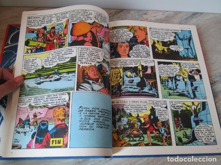Cómics: FLASH GORDON. TOMO 8. SABOTAJE EN EL ESPACIO. EDICION BURU LAN. 1973. VER FOTOGRAFIAS ADJUNTAS - Foto 11 - 173649598