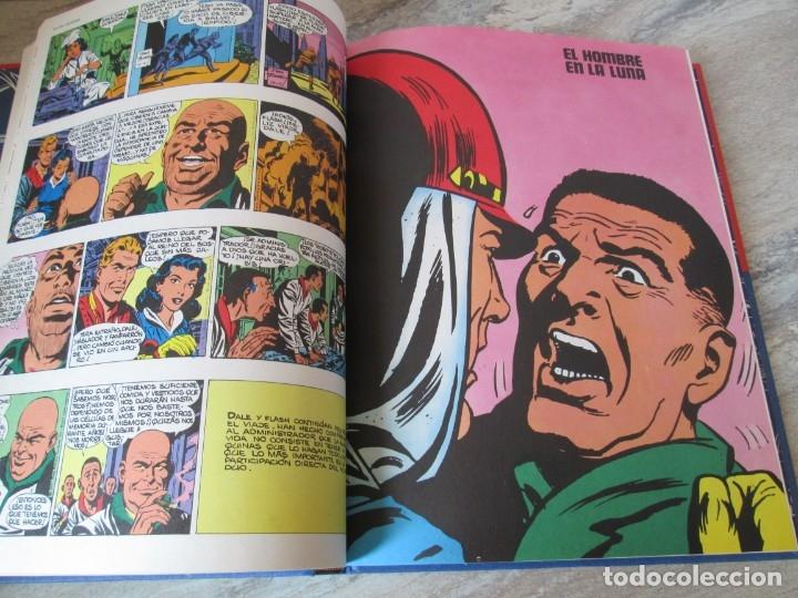 Cómics: FLASH GORDON. TOMO 8. SABOTAJE EN EL ESPACIO. EDICION BURU LAN. 1973. VER FOTOGRAFIAS ADJUNTAS - Foto 12 - 173649598