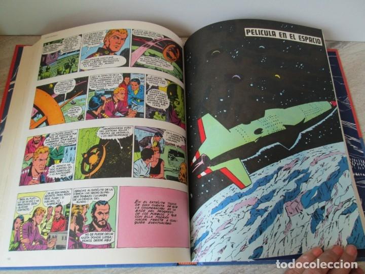 Cómics: FLASH GORDON. TOMO 8. SABOTAJE EN EL ESPACIO. EDICION BURU LAN. 1973. VER FOTOGRAFIAS ADJUNTAS - Foto 15 - 173649598