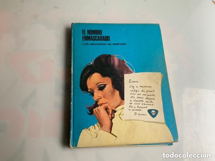 EL HOMBRE ENMASCARADO TOMO Nº 4 - EDITA : BURU LAN 1972 (Tebeos y Comics - Buru-Lan - Hombre Enmascarado)