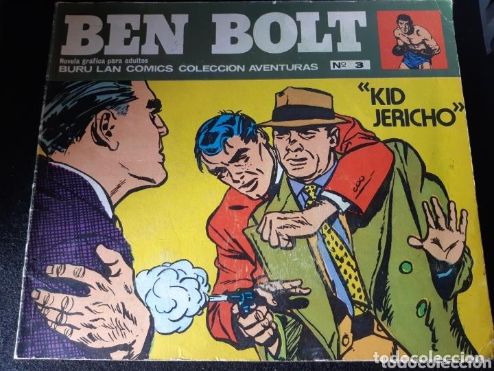 Cómics: TEBEOS-CÓMICS CANDY - BEN BOLT 1 3 6 7 - BURULAN - AA98 - Foto 2 - 173981933