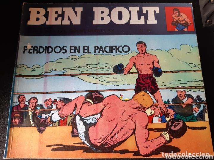 Cómics: TEBEOS-CÓMICS CANDY - BEN BOLT 1 3 6 7 - BURULAN - AA98 - Foto 3 - 173981933
