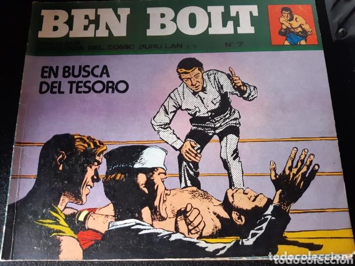 Cómics: TEBEOS-CÓMICS CANDY - BEN BOLT 1 3 6 7 - BURULAN - AA98 - Foto 4 - 173981933