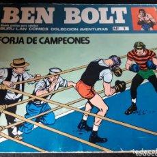 Cómics: TEBEOS-CÓMICS CANDY - BEN BOLT 1 3 6 7 - BURULAN - AA98. Lote 173981933