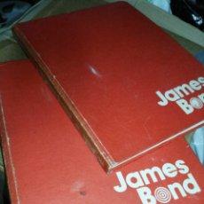 Cómics: DOS TOMOS DE JAMES BOND (COMPLETA). Lote 174256818