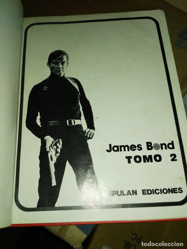 Cómics: Dos tomos de James Bond (completa) - Foto 3 - 174256818