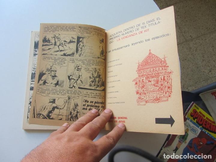 Cómics: TEX nº 8 · 1971 · EL CAMPAMENTO DE RAWATHO BURU LAN Cs188 - Foto 3 - 174441284