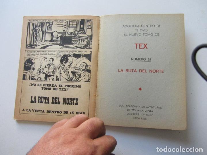 Cómics: TEX. Nº 38. BATALLA EN LA NOCHE BURU LAN Cs188 - Foto 3 - 174442035