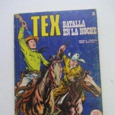 Cómics: TEX. Nº 38. BATALLA EN LA NOCHE BURU LAN CS188. Lote 174442035