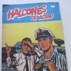 Cómics: HALCONES DE ACERO Nº 1 - BURULAN COMICS CS188. Lote 174482130