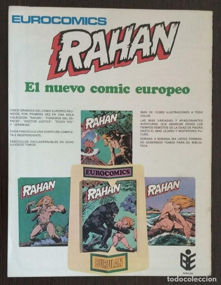 Cómics: RAHAN, NUMERO 1, 2 Y 3. BUEN ESTADO. - Foto 3 - 174484808
