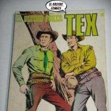 Cómics: TEX Nº 90, ED. BURULAN, BURU LAN, AÑO 1974, MUY DIFICIL.. Lote 174592930