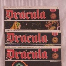 Comics: DRACULA - BURU LAN LOTE DE 13 VOLS. Lote 174620907
