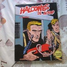 Cómics: HALCONES DE ACERO EL SECUESTRO. Lote 174910944