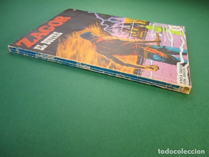 Cómics: ZAGOR (1971, BURU LAN) 30 · 15-VIII-1972 · EL BUITRE - Foto 3 - 230888420