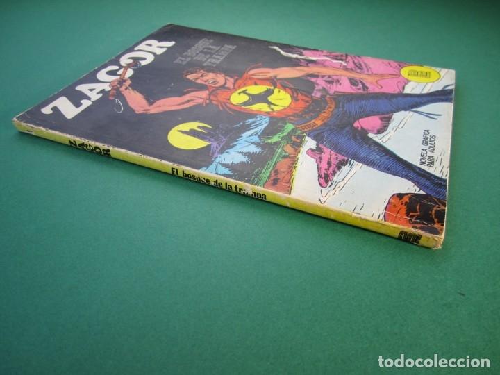 Cómics: ZAGOR (1971, BURU LAN) 1 · 1-VI-1971 · EL BOSQUE DE LA TRAMPA - Foto 3 - 175076518
