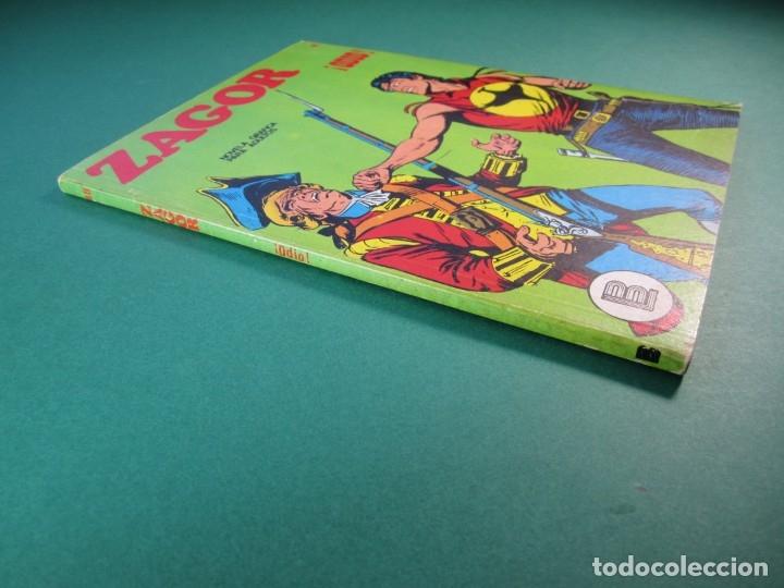 Cómics: ZAGOR (1971, BURU LAN) 48 · 15-V-1973 · ¡ODIO! - Foto 3 - 175076612
