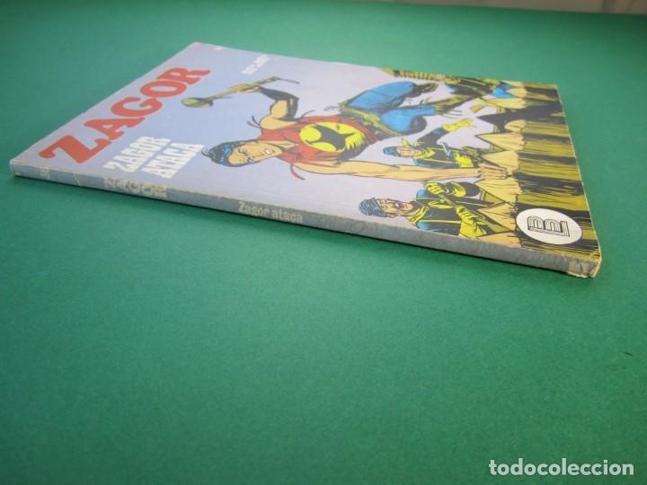 Cómics: ZAGOR (1971, BURU LAN) 36 · 15-XI-1972 · ZAGOR ATACA - Foto 3 - 175076874