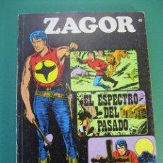Cómics: ZAGOR (1971, BURU LAN) 49 · 1-VI-1973 · EL ESPECTRO DEL PASADO. Lote 175077028
