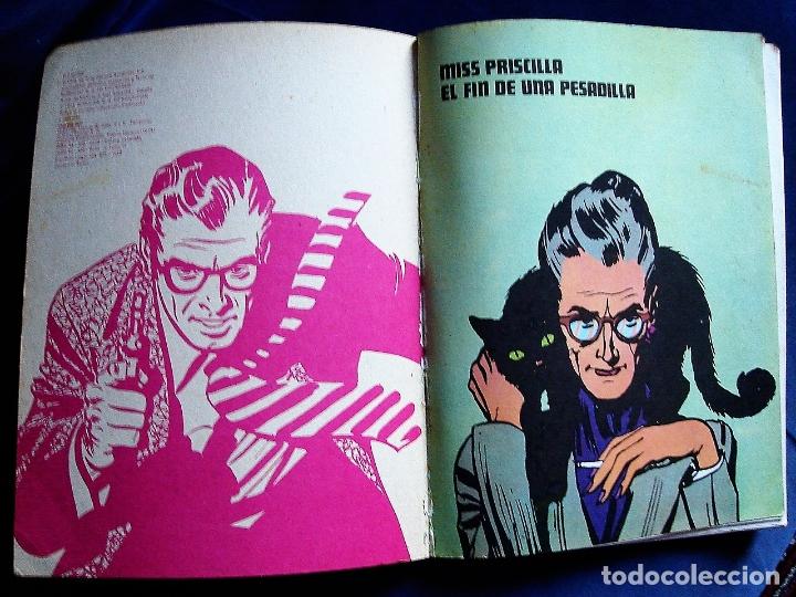 Cómics: RIP KIRBY. MISS PRISCILLA. EPISODIOS COMPLETOS. BURULAN, S.A. EDICIONES - Foto 3 - 175627424