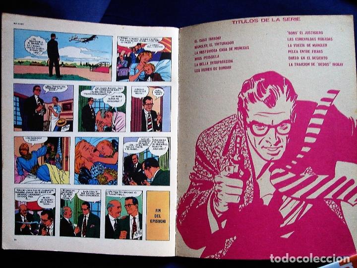 Cómics: RIP KIRBY. MISS PRISCILLA. EPISODIOS COMPLETOS. BURULAN, S.A. EDICIONES - Foto 5 - 175627424