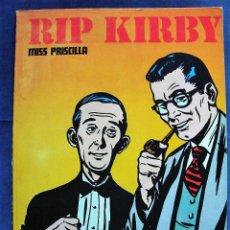 Cómics: RIP KIRBY. MISS PRISCILLA. EPISODIOS COMPLETOS. BURULAN, S.A. EDICIONES. Lote 175627424