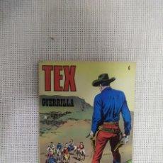 Cómics: TEX - GUERRILA - NÚM. 6 - BURU LAN EDICIONES. Lote 175760988