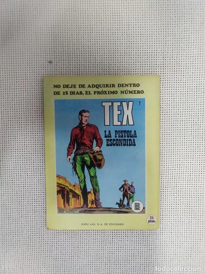 Cómics: TEX - GUERRILA - NÚM. 6 - BURU LAN EDICIONES - Foto 3 - 175760988