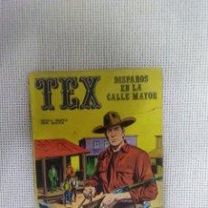 Cómics: TEX - DISPAROS EN LA CALLE MAYOR - NÚM. 15 - BURU LAN EDICIONES. Lote 175762078