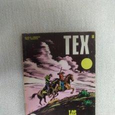 Cómics: TEX - LOS VIGILANTES - NÚM. 16 - BURU LAN EDICIONES. Lote 175762142