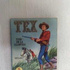 Cómics: TEX - FUEGO EN LA LLANURA - NÚM. 17 - BURU LAN EDICIONES. Lote 175762223
