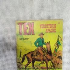 Cómics: TEX - TERRITORIO APACHE - NÚM. 23 - BURU LAN EDICIONES. Lote 175762964