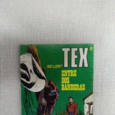 Cómics: TEX - ENTRE DOS BANDERAS - NÚM. 27 - BURU LAN EDICIONES. Lote 175763184