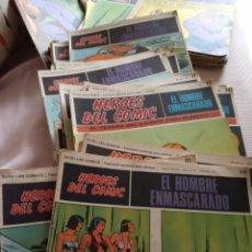 Cómics: LOTE DE 66 EJEMPLARES, AÑOS 1971/72/73.. Lote 175911112