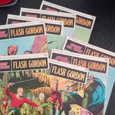 Cómics: FLASH GORDON BURU LAN - 013 A 020 HEROES DEL COMIC. Lote 176055399
