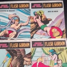 Cómics: FLASH GORDON BURU LAN NºS 32 AL 35. Lote 176055675