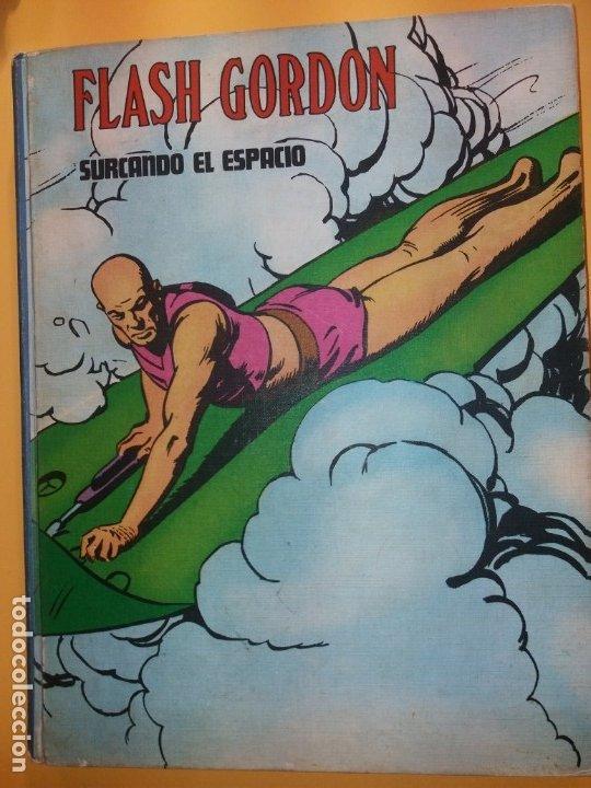 FLASH GORDON-Nº 6-BURU LAN-1972 (Tebeos y Comics - Buru-Lan - Flash Gordon)
