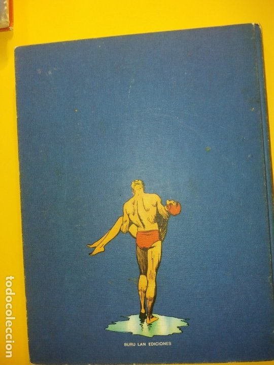 Cómics: FLASH GORDON-Nº 6-BURU LAN-1972 - Foto 2 - 176156940