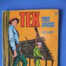 Cómics: TEX Nº 26 FORT APACHE BURULAN. Lote 176204684