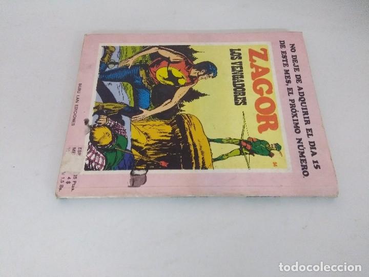 Cómics: ZAGOR Nº53/BURU LAN. - Foto 3 - 176283842