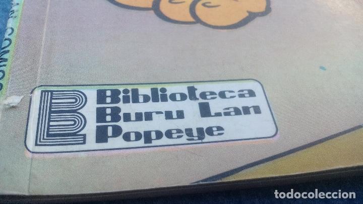 Cómics: POPEYE - PUÑOS DE HIERRO - NUMERO 5 - EDITORIAL BURU LAN AÑO 1970 - Foto 4 - 176415563