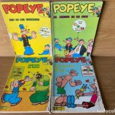 Cómics: LOTE POPEYE - BURULAN - 1970 (NÚMEROS 1 AL 31). Lote 176683832