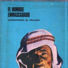 Cómics: EL HOMBRE ENMASCARADO. AFRONTANDO EL PELIGRO. TOMO 5. BURU LAN EDICIONES. 6 EPISODIOS. 1972.. Lote 176731663