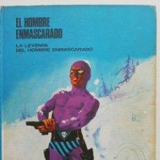 Cómics: EL HOMBRE ESMASCARADO, TOMO 0, 1972. BURU LAN. Lote 176739318