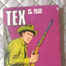Cómics: TEX BURULAN Nº 80. Lote 176993434