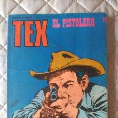 Cómics: TEX BURULAN Nº 79. Lote 176993610
