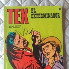 Cómics: TEX BURULAN Nº 66. Lote 176996377